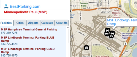 Bing Maps - Planning Your Car Trips Got Much Easier. Really. parkingspots