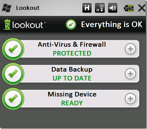 Remotely Erase Data From Your Stolen Phone using Lookout ppss9