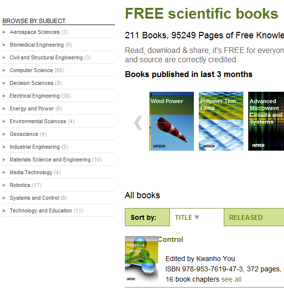 scientific journals online