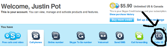 How To Use Your Google Voice Number For Call Display In Skype skypecallerid