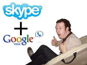 How To Use Your Google Voice Number For Call Display In Skype