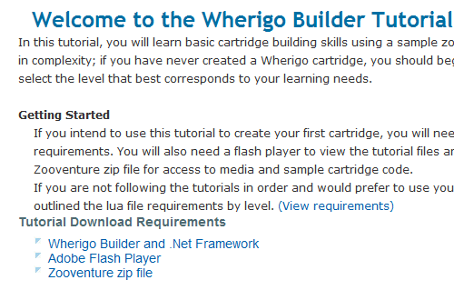 Create Exciting GPS Adventure Games With Wherigo wherigo tutorial