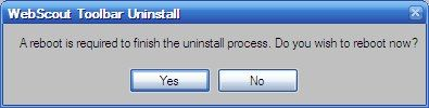 how to force an uninstall