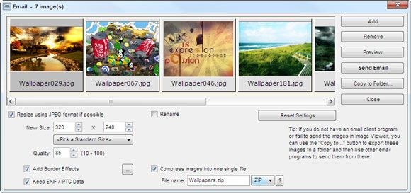 FastStone Image Viewer - Undoubtedly The Best Image Viewer, Converter & Editor Bundle FastStone11