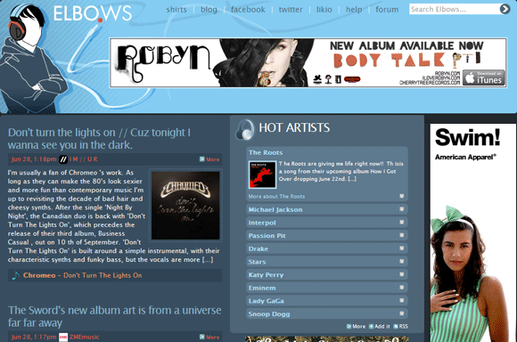 10 Music Search Engines to Discover Cool Music, Musicians & Great Bands Music Search08