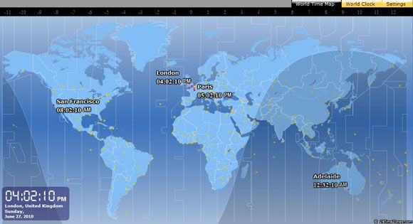 10 ways to visualize time zones around the world be on time world time zones gumiabroncs Gallery