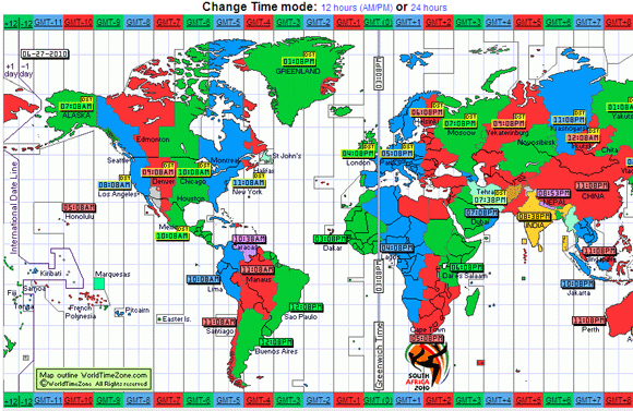 10 ways to visualize time zones around the world be on time international time zones gumiabroncs Images