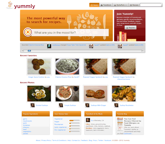 Yummly a recipe search engine to spice up your cooking is yummly just a recipe search engine forumfinder Gallery