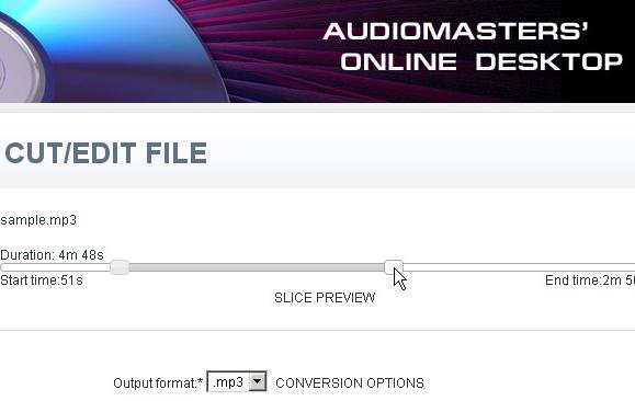 online sound editor