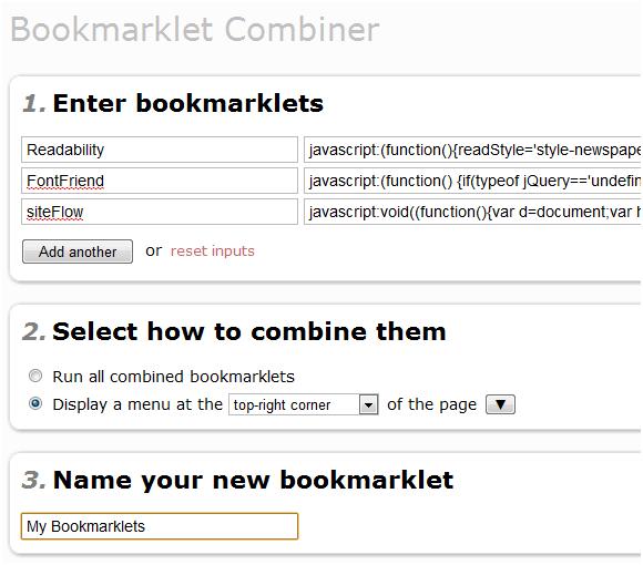 bookmarklet-combiner