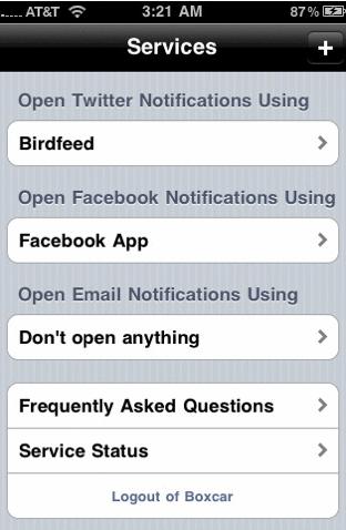 push notifications on ipad