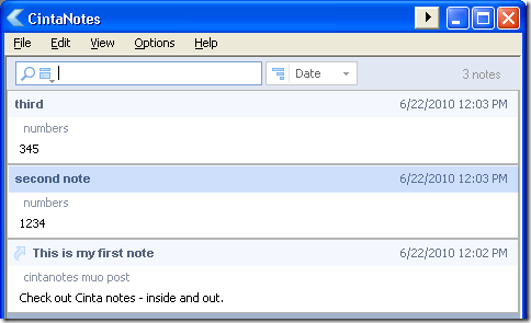 How To Sync Notes & ToDo's Across Your PCs and Mobiles with CintaNotes cn4 thumb