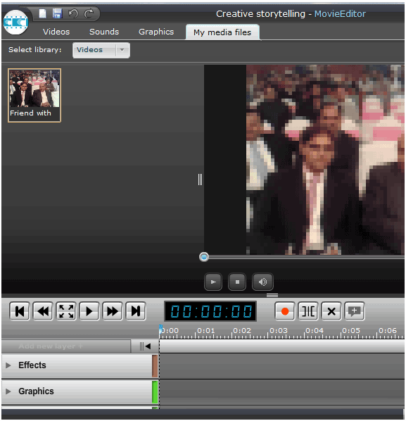online video audio editor
