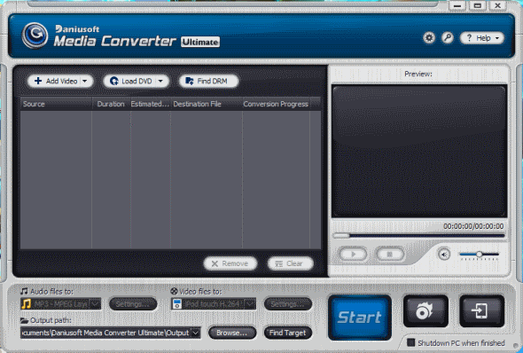 Daniusoft Double Giveaway: Video Converter Ultimate & DVD Creator [Mac] daniusoft 2