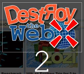 destroying websites