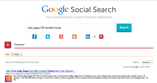 6 Most Powerful Search Engines for Social Networks google social search 670x353