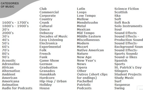 image thumb12   Soundzabound: Royalty Free Music Database
