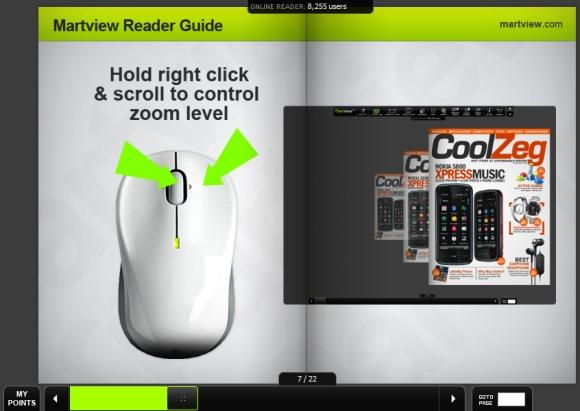 interactive reader