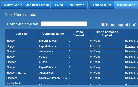 Earn Referral Payments By Posting Relevant Job Listings On Your Website jobcoin2b