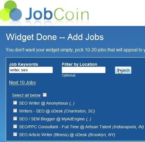 Earn Referral Payments By Posting Relevant Job Listings On Your Website jobcoin3
