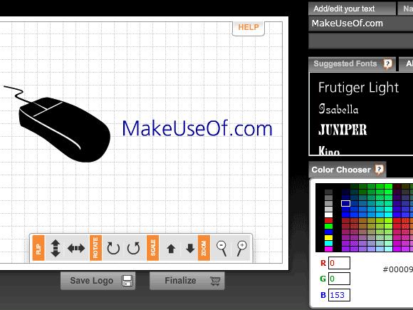create free instant logo