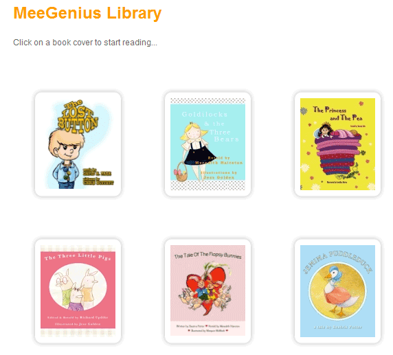 personalized ebooks for kids