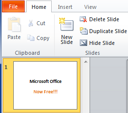 Use Microsoft Office for Free with Microsoft Web Apps
