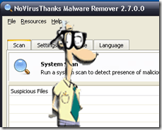 NoVirusThanks Malware Remover – A Fast & Free Alternative To MalwareBytes