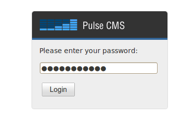 How To Have The Functionality Of A CMS On Any Old Website pulsecms login