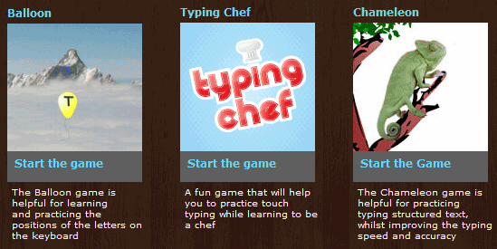typing tutor online