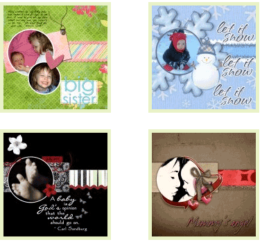 free scrapbooking sites