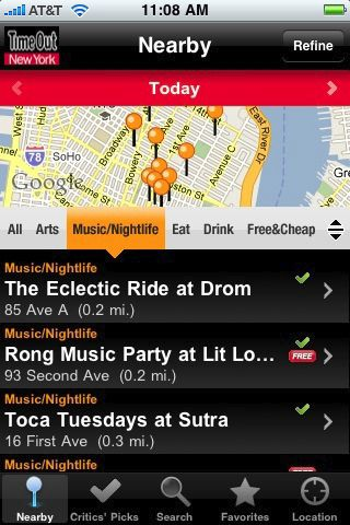 ThrillCall: Find Out About Local Concerts of Your Favorite Artists