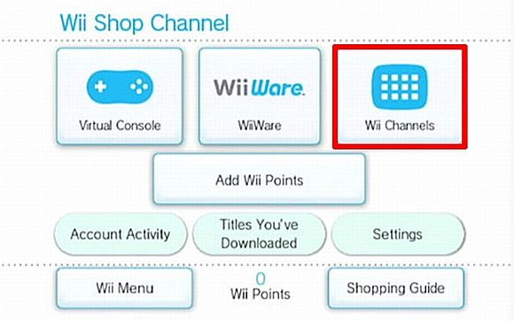 wii connect internet
