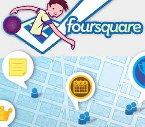 Check In & Become Mayor of Your Favorite Venues With Foursquare
