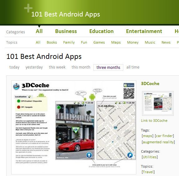 Top 5 Sites to Help You Find Apps for Your Android Phone 7 droidapps 101best1