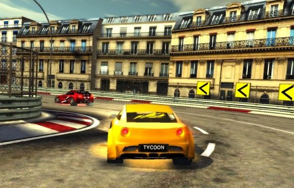 online multiplayer racing games
