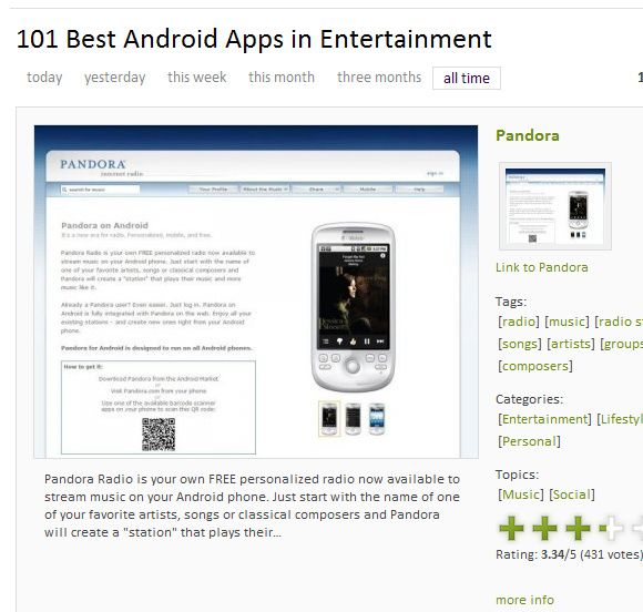Top 5 Sites to Help You Find Apps for Your Android Phone 8 droidapps 101best2