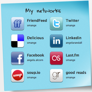 social network profiles