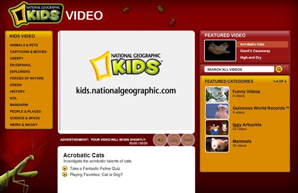 10 Video Websites for Kids That Are Safe and Fun Children Video Site06