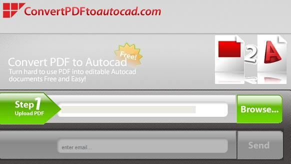 pdf to autocad converter