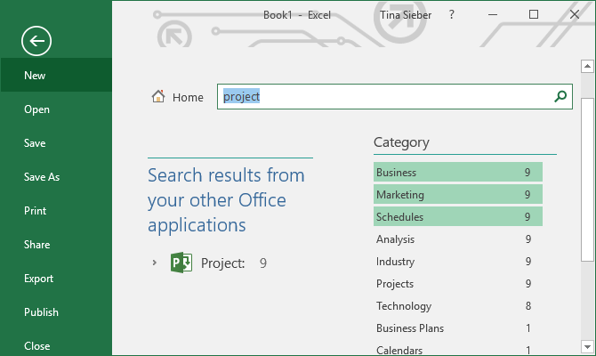 10 useful excel project management templates for tracking excel template search trick accmission Image collections