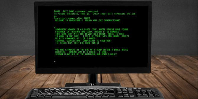 5 Great Interactive Fiction Games You Can Play Online Right Now