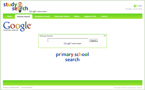 list of search engines for kids