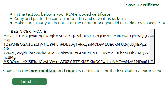 How To Get Your Very Own Free SSL Certificate Save