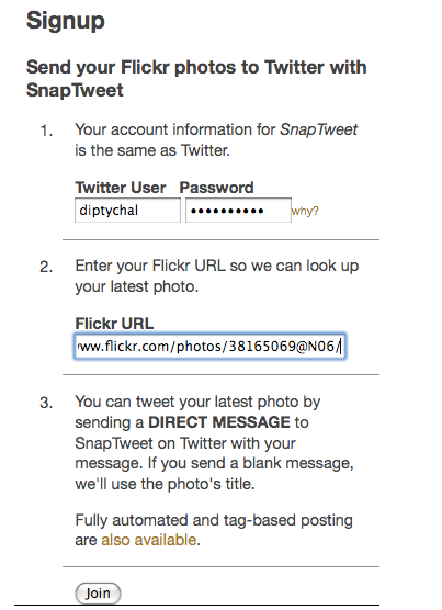 Upload, Display & Share Your Flickr Photos The Easy Way SnapTweet