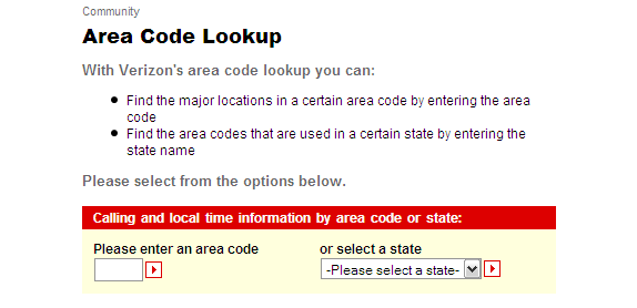 10 Best US Zip Code & Area Code Finder Websites Zip Code08