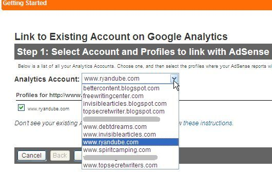 How To View Adsense Performance In Google Analytics & Why You'd Want To adsense2
