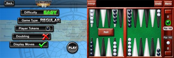 8 iPhone Games You Won't Believe Are Free backgammon2