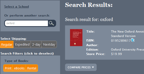 buying and selling textbooks