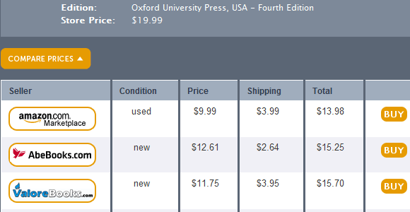 buying and selling college textbooks